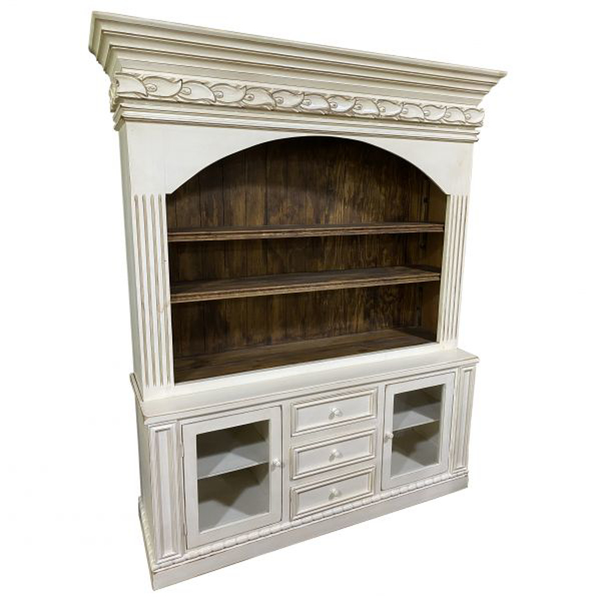 Picture of RUSTIC ENTERTAINMENT WALL UNIT - WO443
