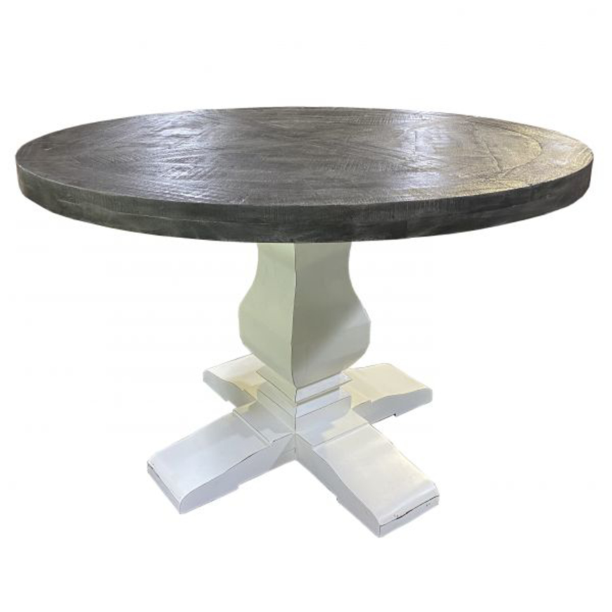 Picture of RUSTIC 48 INCH ROUND TABLE - WO512