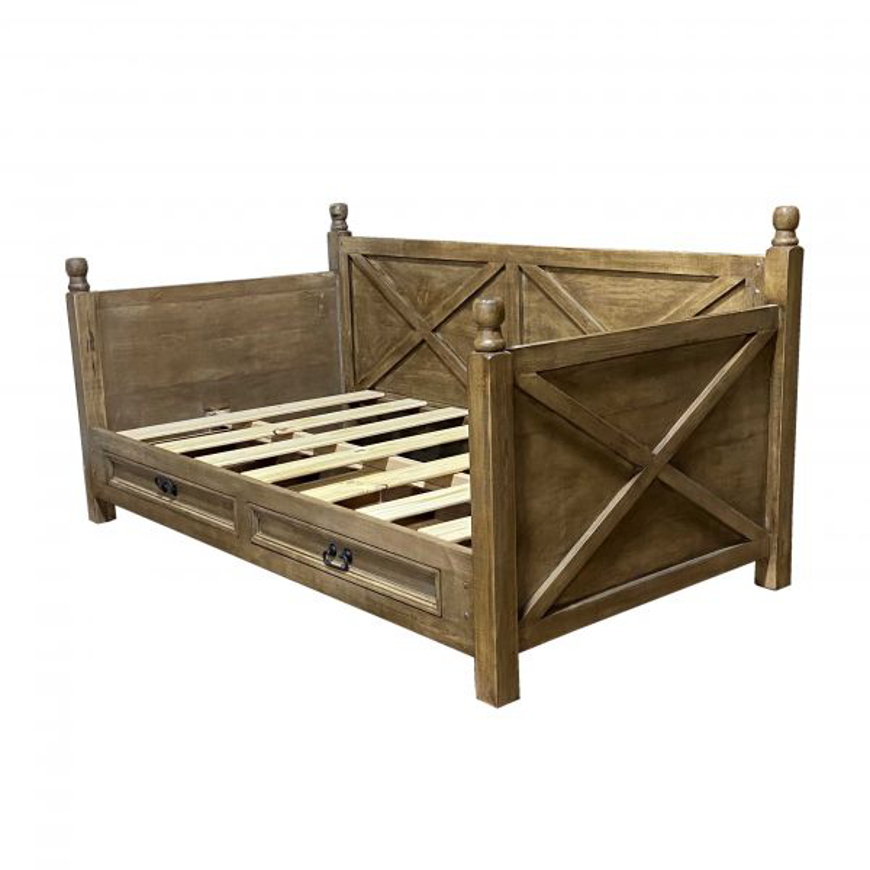 Picture of RUSTIC X DAY BED