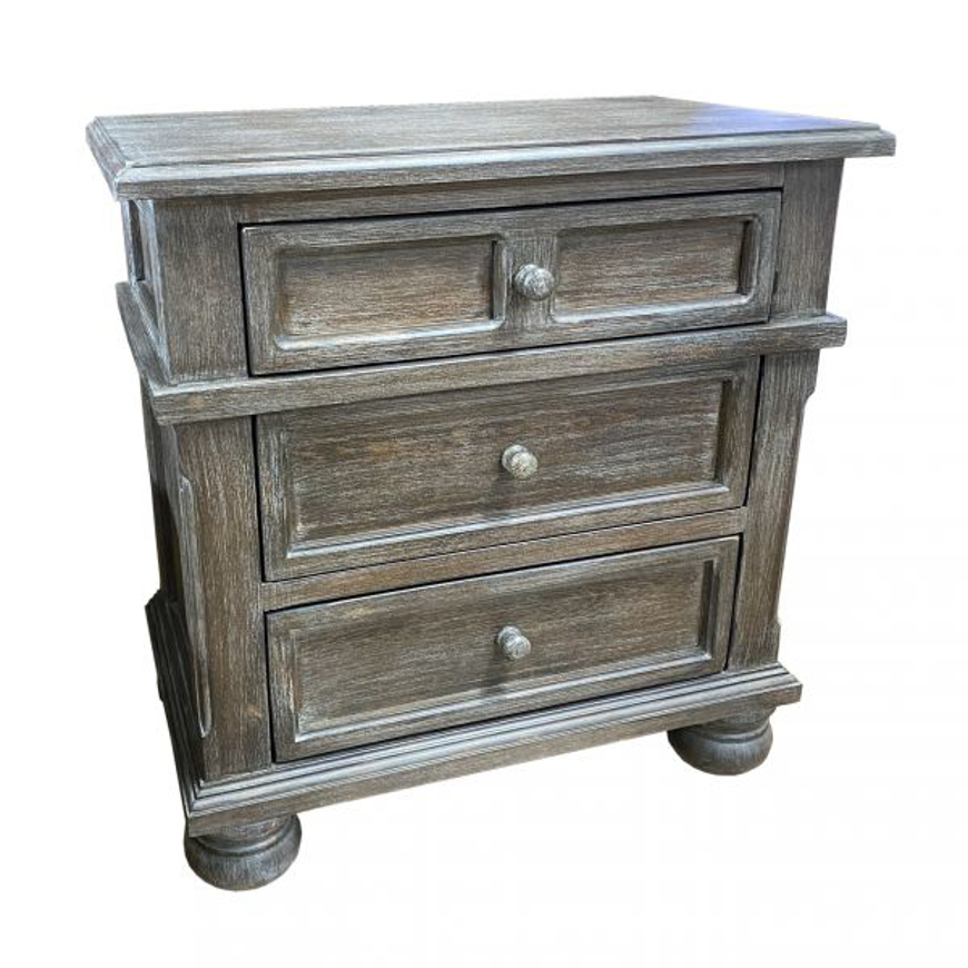 Picture of Marla Night Stand 3 Drawer