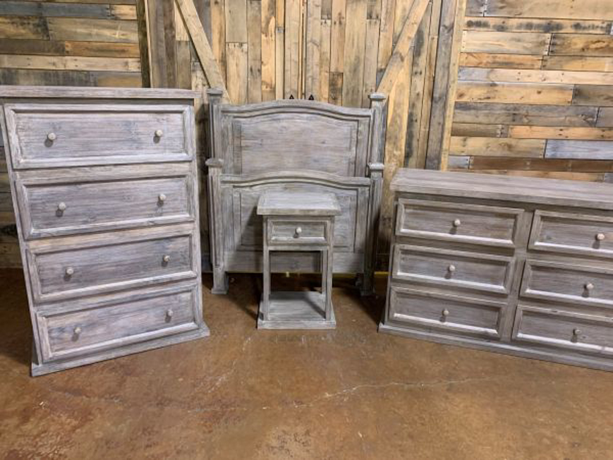 Picture of BARNWOOD TWIN ROMA SET